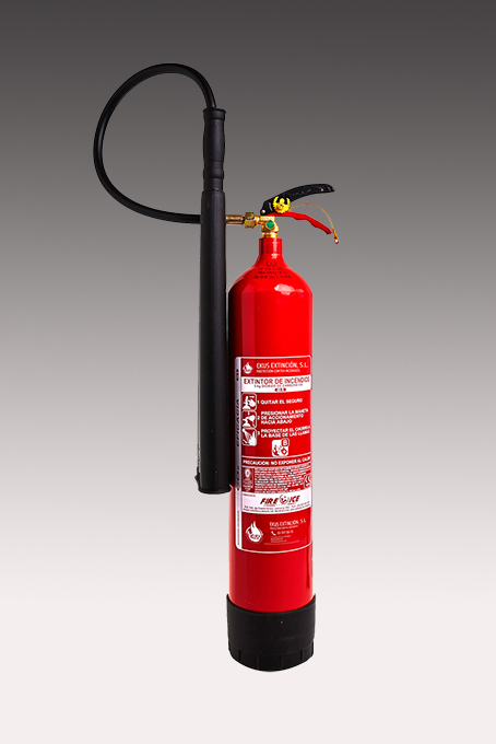 Ekus extincin proteccin contra incendios y extintores en barcelona extintor co2 5 kg thecheapjerseys Images